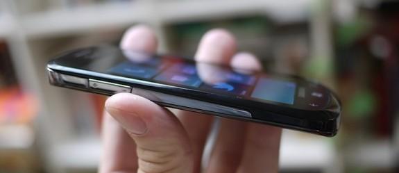 тончайший корпус windows phone 7