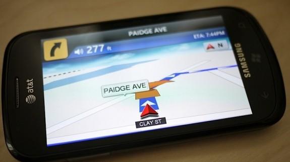 Samsung Focus модуль gps и навигация