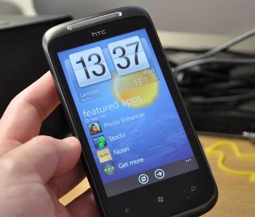 Специальные приложения HTC для windows phone 7