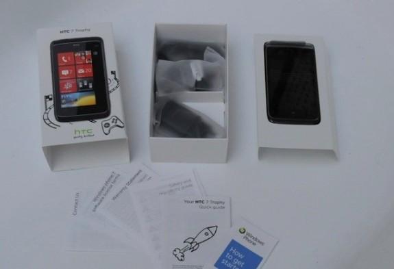 HTC Trophy обзор
