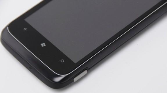 кнопки управления HTC Trophy в обзоре