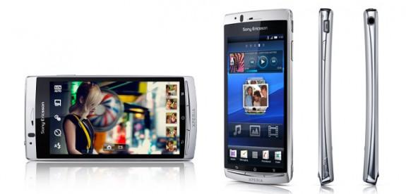 Разные цветовые решения Sony Ericsson