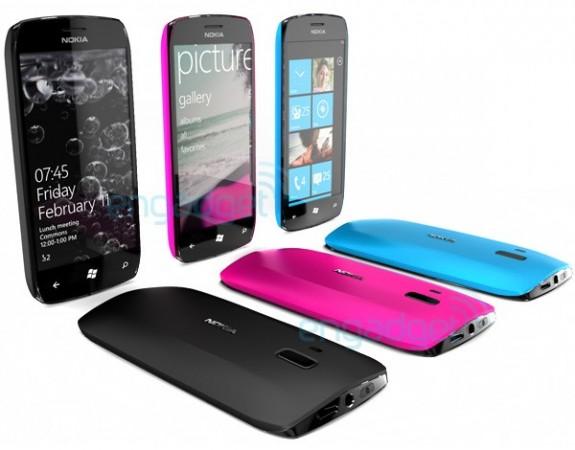 Концепт телефона от Nokia и Microsoft.