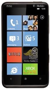 Пользователи HTC от T-Mobile уже загружают последнее обновление Windows Phone 7