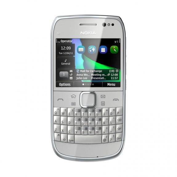 Nokia E6 - 2