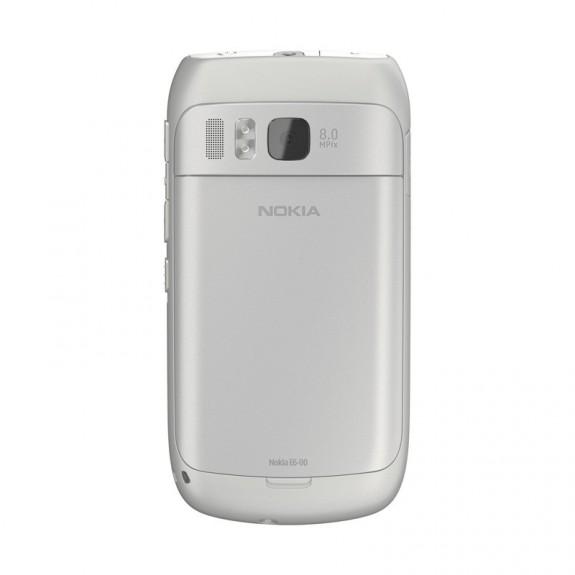 Nokia E6 - 3
