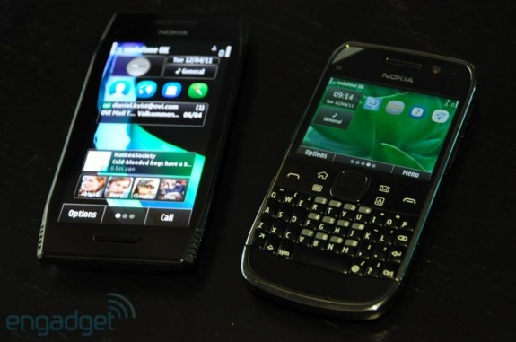 Nokia X7 - 1