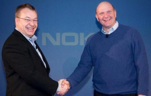 Nokia собирается (еще больше) продаться Microsoft?