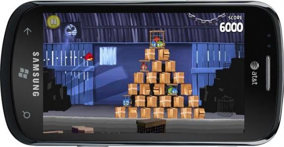 Angry Birds для Windows Phone выйдет не раньше 29 июня