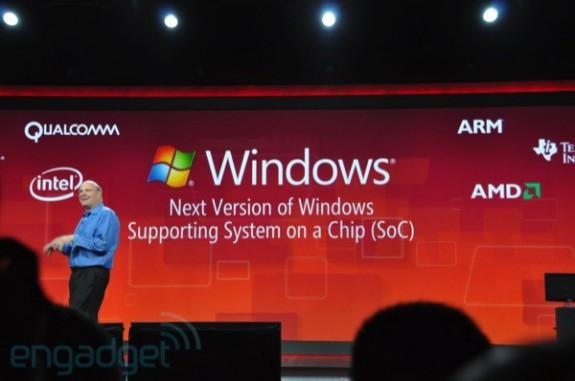Intel раскритиковала Windows 8, Microsoft парировала