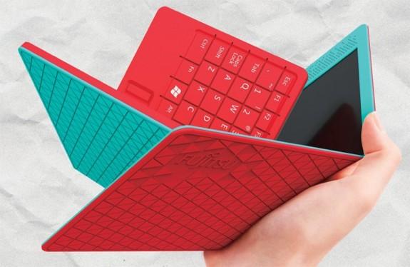 Новый концепт ноутбука-трансформера от Fujitsu 1