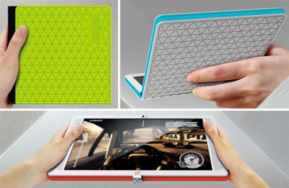 Новый концепт ноутбука-трансформера от Fujitsu 3