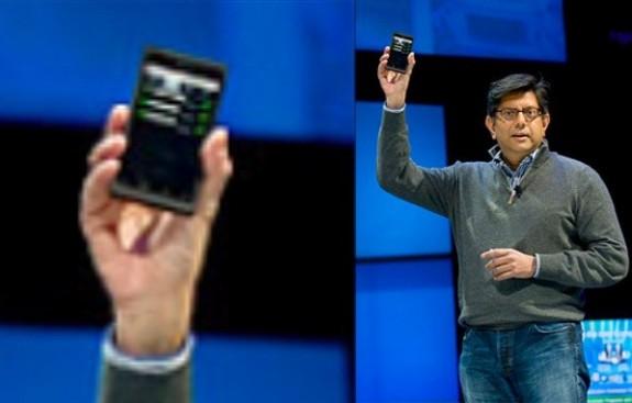 Intel пообещала выпустить собственный смартфон в первой половине 2012 года