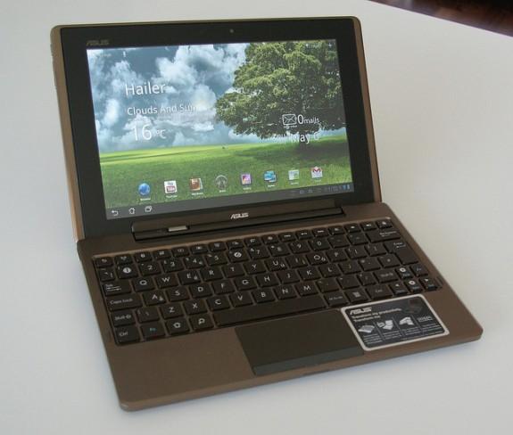 обзор трансформера ноутбука
