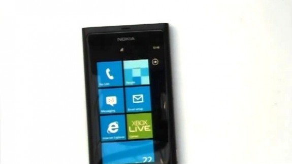 Sea Ray - смартфон от Nokia с Windows Phone 7 Mango
