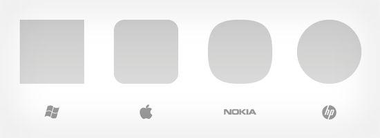 Формы мобильных ОС