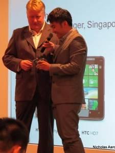 HTC верит в успех Windows Phone