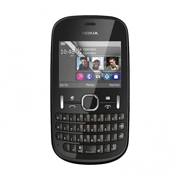 Nokia Asha - между сотовыми телефонами и сматфонами