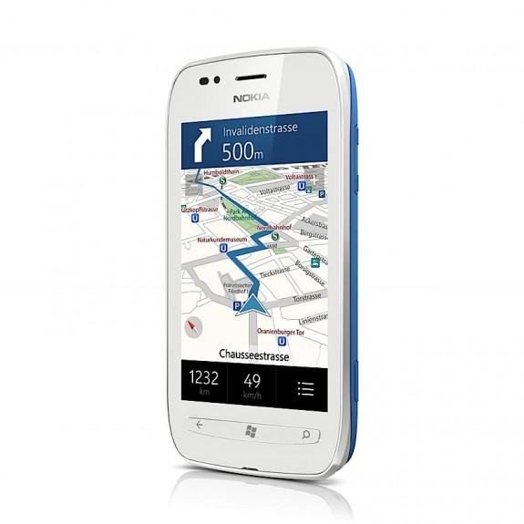 nokia lumia 710 в белом