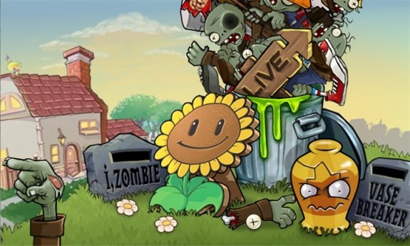 Plants vs Zombies - 1