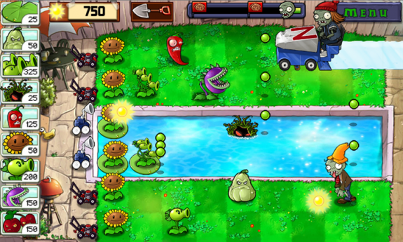 Plants vs Zombies - 6