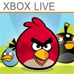 angry birds для Windows Phone 7 в Xbox Live
