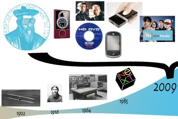 прогнозы 2009