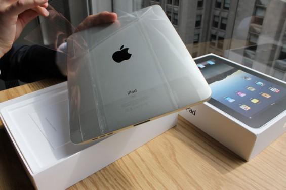 отзывы пользователей iPad