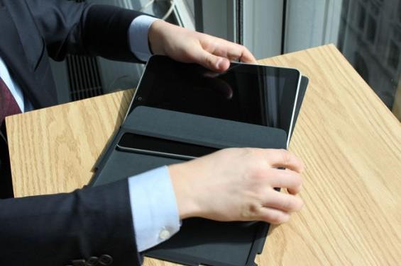 первый обзор apple ipad
