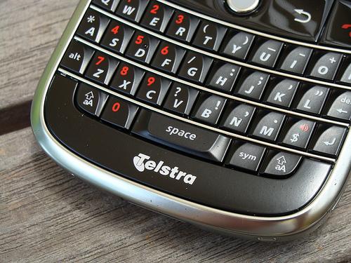 клавиатура BlackBerry Bold