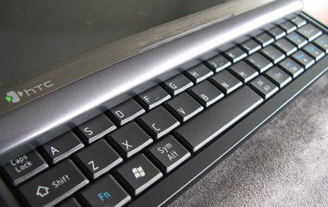 HTC Shift key