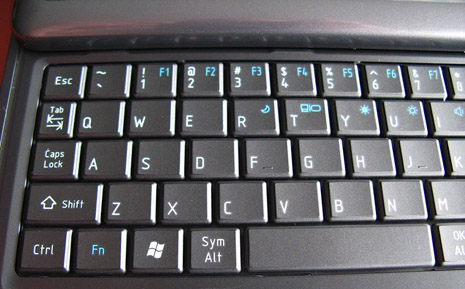 HTC Shift keyboard