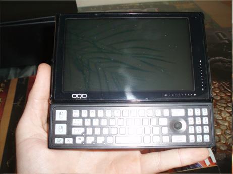 клавиатура oqo model e2